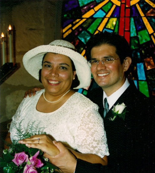Garcia wedding photo