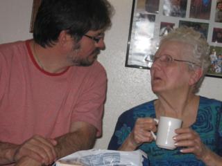 Me and Belen Dec. 2012